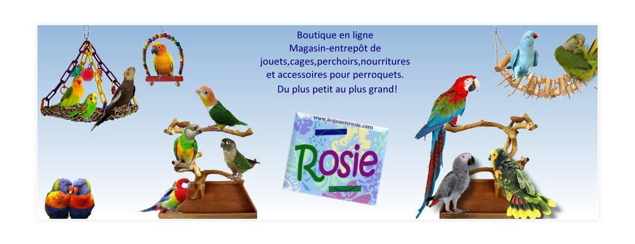 Les jouets Rosie
